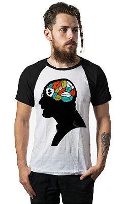 Camiseta Raglan Breaking Bad