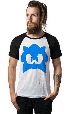 Camiseta Raglan Pac-Man
