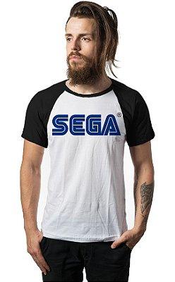 Camiseta Raglan Sega