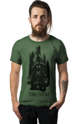 Camiseta Estonada Final Fantasy