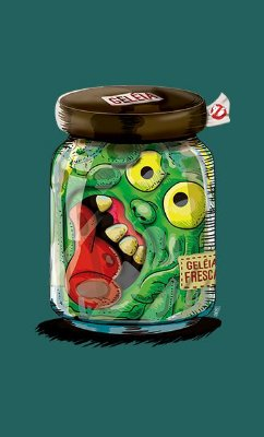 Camiseta Geleia Fresca Monster
