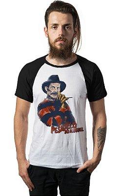 Camiseta Raglan Pesadelo do Aluguel - Serie Chaves