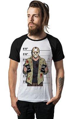 Camiseta Raglan  Jason Suspect