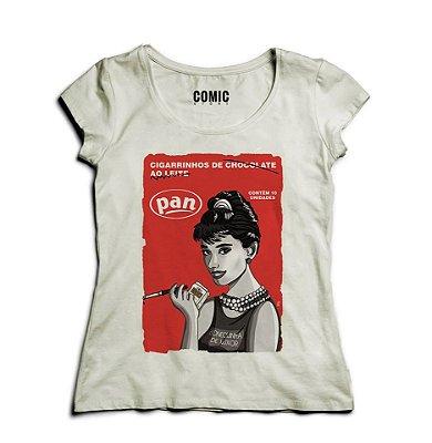 Camiseta Feminina Bonequinha de Luxo
