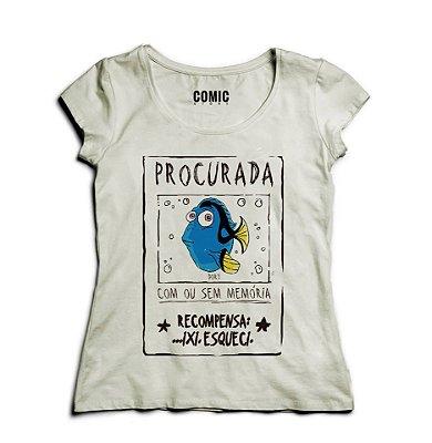 Camiseta Feminina Procurando Dory