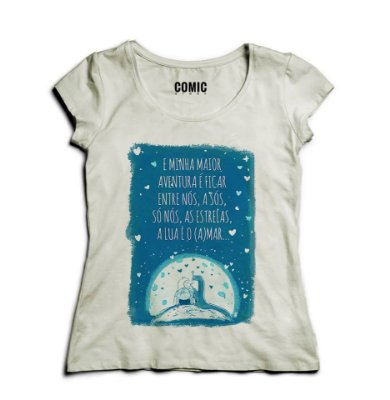 Camiseta Feminina Princess Mononoke