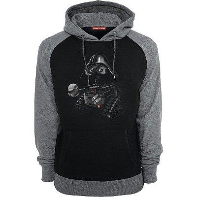 Blusa com Capuz Darth Vader Walle