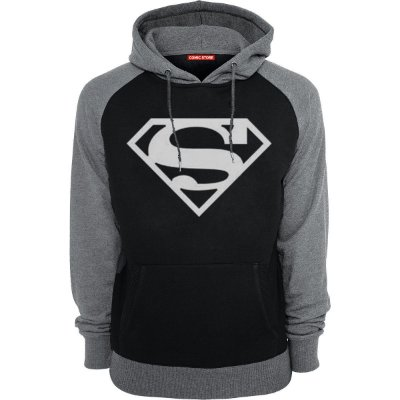 Blusa com Capuz Superman