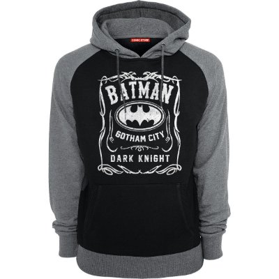Blusa com Capuz Batman - Gotham City