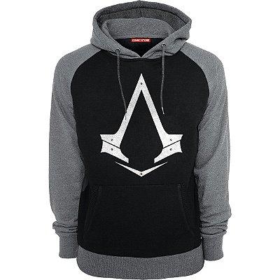 Blusa com Capuz Assassin's Creed
