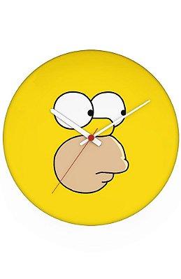 Relógio de Parede Simpsons - Homer