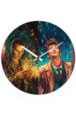 Relógio de Parede Doctor Who