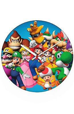 Relógio de Parede Super Mario, Donkey Kong