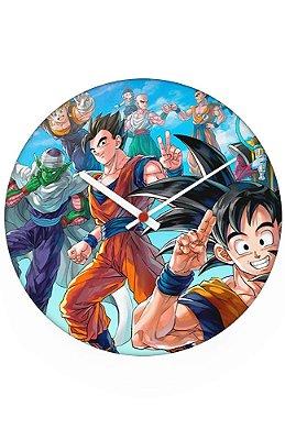 Relógio de Parede Dragon Ball Z