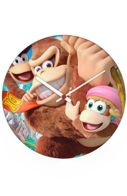 Relógio de Parede Donkey Kong