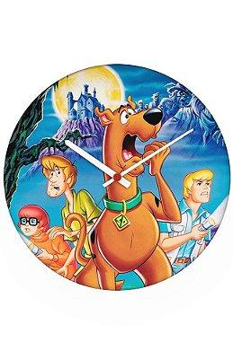 Relógio de Parede Scooby-Doo - Mistérios