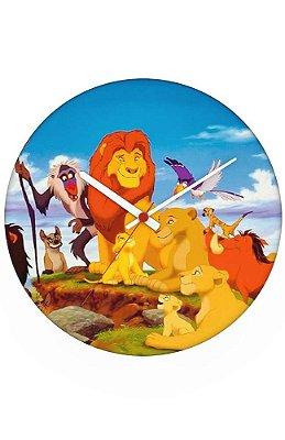 Relógio de Parede Rei Leão