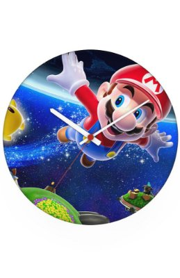 Relógio de Parede Super Mario - Galaxia
