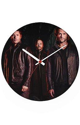Relógio de Parede Supernatural - Serie