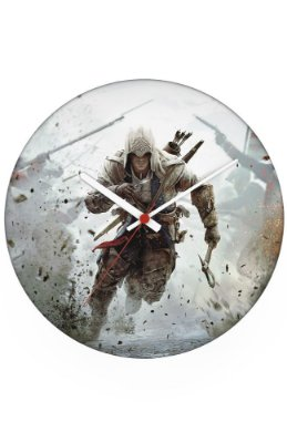 Relógio de Parede Assassin's Creed