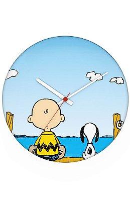 Relógio de Parede Snoopy