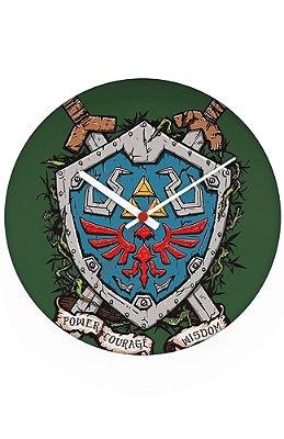 Relógio de Parede The Legend of Zelda
