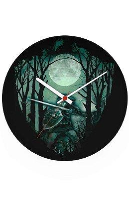 Relógio de Parede Link Florest