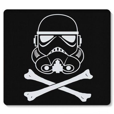 Mouse Pad Stormtrooper 23x20