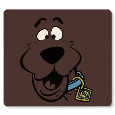 Mouse Pad Scooby 23x20