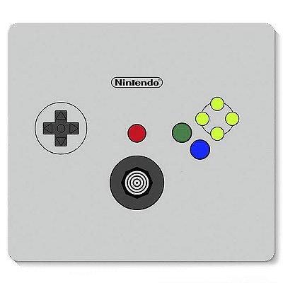 Mouse Pad Controle Nintendo 23x20