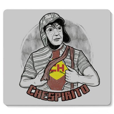 Mouse Pad Chaves 23x20