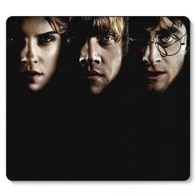 Mouse Pad Harry Potter 23x20