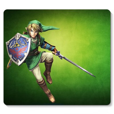 Mouse Pad The Legend of Zelda 23x20