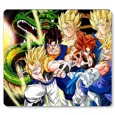 Mouse Pad Dragon Ball Z 23x20