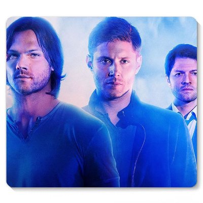 Mouse Pad Supernatural 23x20