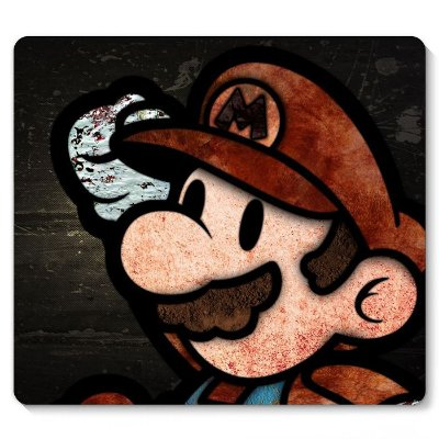 Mouse Pad Super Mario Bros 23x20