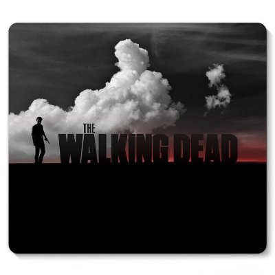 Mouse Pad The Walking Dead 23x20