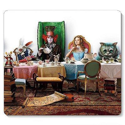 Mouse Pad Alice no País das Maravilhas 23x20