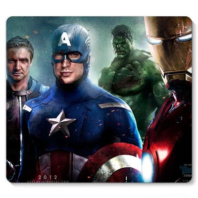 Mouse Pad The Avengers 23x20