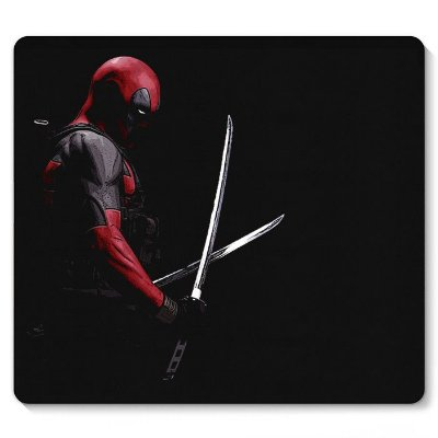 Mouse Pad Deadpool Ninja 23x20