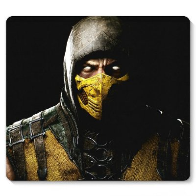 Mouse Pad Scorpion 23x20