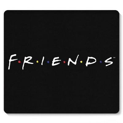 Mouse Pad Friends 23x20