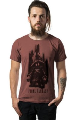 Camiseta Estonada Final Fantasy