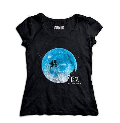 Camiseta Feminina E.T.