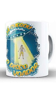 Caneca Chaves Disco Voador