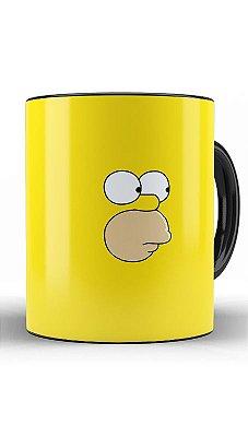Caneca Homer Simpsons