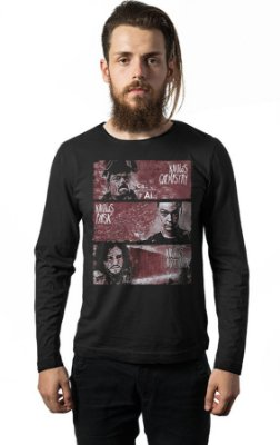 Camiseta Manga Longa Game of Thrones - Heisenberg