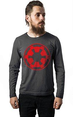 Camiseta Manga Longa Império Galáctico