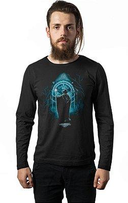 Camiseta Manga Longa Gandalf
