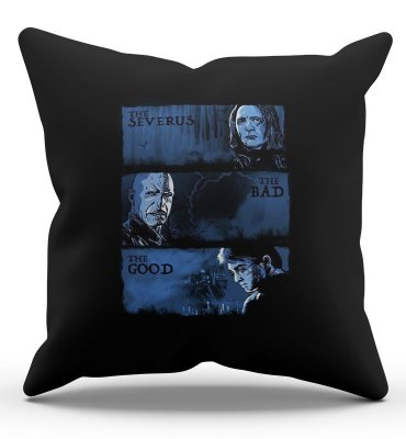 Almofada Harry Potter - Veldemort 45x45